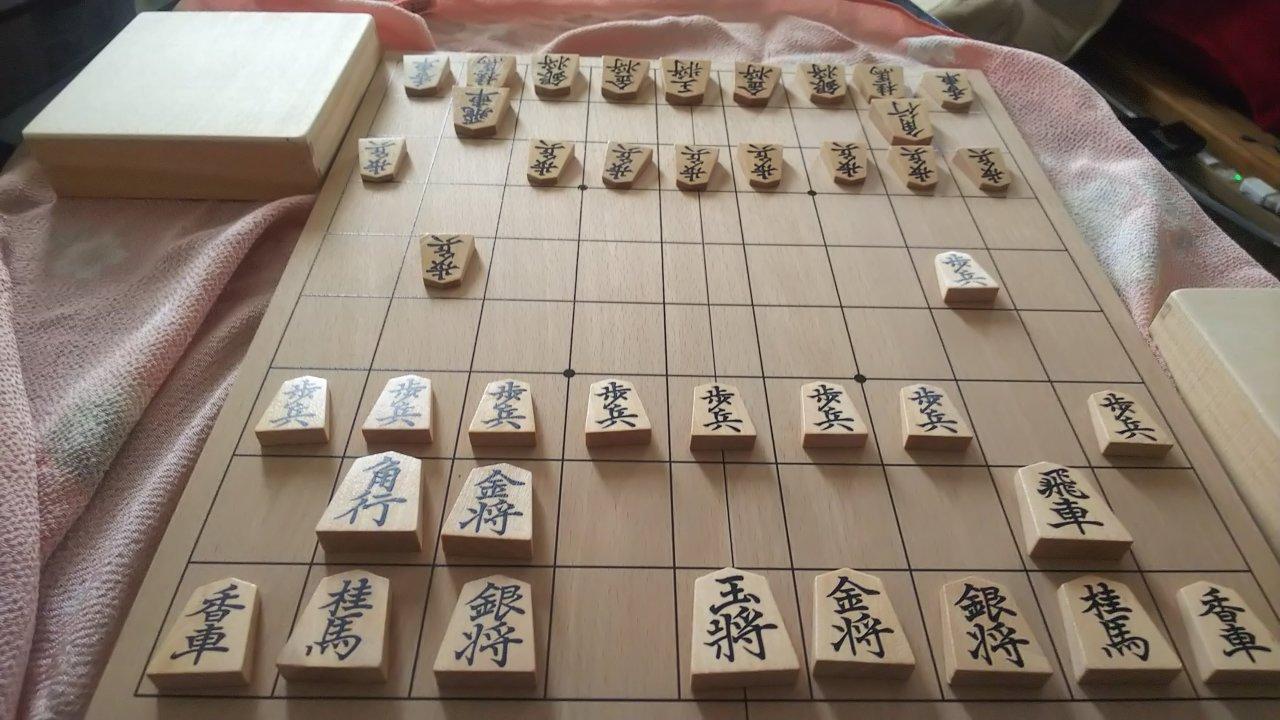 にわか将棋ファンの画像